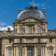 PARIS - JUNE 7: Louvre building on June 7, 2012 in Louvre Museum - ストック写真