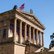 Alte Nationalgalerie on Museumsinsel in Berlin, Germany — Stock Photo #15577343