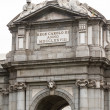 Puerta de Alcala (Alcala Gate) in Madrid, Spain — Stock Photo #15579823