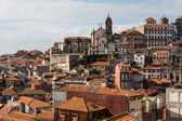 Old town in Porto (Portugal) — Stock Photo