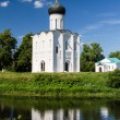 Church of the Intercession on the River Nerl — Stock Photo #15586633