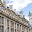 The Sorbonne or University of Paris in Paris, France. - Stock Photo