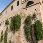 Almudaina of Palma de Mallorca in Majorca Balearic island — Stock Photo #15588239