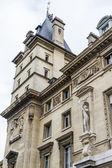 Beautiful Parisian streets view paris,france Europe — Stock Photo