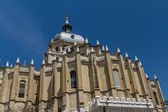 Cathedral of Madrid, Spain — Stock Photo