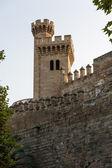 Almudaina of Palma de Mallorca in Majorca Balearic island — Stockfoto