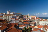 Lisbon ,Lisboa - capital of Portugal — Stock Photo