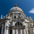 The Basilica Santa Maria della Salute in Venice — Stock Photo