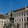 Hofburg palace and monument. Vienna.Austria. — Stock Photo #15594469