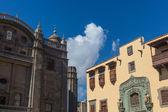 Columbus House(Casa de Colon), Las Palmas, Canary Islands, Spain — Stock Photo