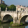 Rome bridges — Stock Photo #16300189