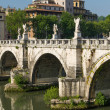 Rome bridges — Stock Photo #18787341