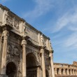 Arch of Constantine, Rome, Italy — Stock Photo #18789155