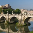 Rome bridges — Stock Photo #18789593