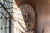 Mouth of Truth, Rome, Italy — Stock Photo