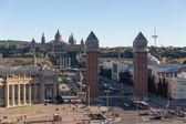 Tours vénitiennes à Barcelone (Espagne) — Photo