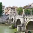 Rome bridges — Stock Photo #18790471