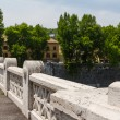Rome bridges — Stock Photo #18791857