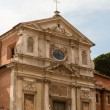 Great church in center of Rome, Italy. — Foto de Stock