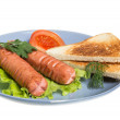Sausages — Stock Photo #18795729