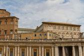 バチカン市国、聖座ローマ、イタリア内の建物。s の一部 — ストック写真