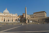 Saint Peter's Square, Rome, Italy — Photo