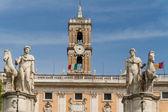 Campidoglio square in Rome, Italy — Stock Photo