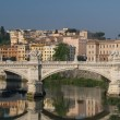 Rome bridges — Stock Photo #20208397