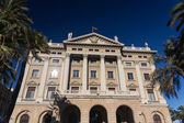The building of the military government. Barcelona, Catalonia, S — Stock Photo
