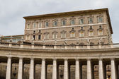 Buildings in Vatican, the Holy See within Rome, Italy. Part of S — Stockfoto
