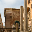 The Theater of Marcellus — Stockfoto