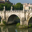 Rome bridges — Stock Photo #20237845