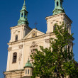 Old Church of Sts. Florian in Krakow. Poland — Stock Photo #22633705