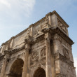 The Arch of Constantine, Rome, Italy - Stock fotografie