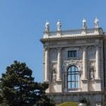 Museum, Vienna, Austria — Stock Photo