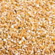 Stock Photo: Pearl barley heap isolated on white