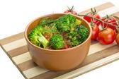 Boiled Brokoli — Stock Photo