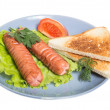 Sausages — Stock Photo #22974214