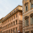 Rome, Italy. Typical architectural details of the old city — Foto Stock