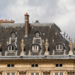 Historic building in Paris France — Stock Photo