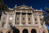 L'edificio del governo militare. barcellona, catalogna, s — Foto Stock