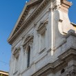 Great church in center of Rome, Italy. — Zdjęcie stockowe