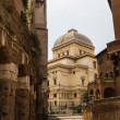 Stock Photo: Synagogue and Jewish ghetto at Rome, Italy