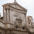 Great church in center of Rome, Italy. - Stok fotoğraf