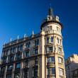 Buildings' facades of great architectural interest in city of Barcelon- Spain — Stock Photo #24691131