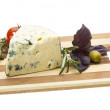 Foto de Stock  : Blue cheese