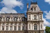 Historic building in Paris France — Photo