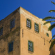 Old arabic town in Tunisia - Sidi Bu Said — Stock Photo