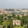 Stock Photo: View of Rome, Italy