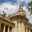 Stock Photo: Historic building in Paris France